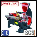 Bomba centrífuga do impulsor Semi-Open químico frente e verso do aço inoxidável