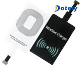 Cartão sem fio cobrando do receptor de Qi para o universal do Android/universal do iPhone