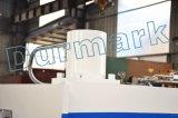 Máquina de corte da guilhotina hidráulica do CNC com estaca vertical