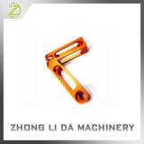 Kundenspezifische Selbstpräzision CNC-maschinell bearbeitende Aluminiummetallherstellung