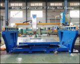 De Machine van de Steen van de Zaag van de Brug van Monoblock om Graniet/Marmeren Tegel/Countertop Te snijden