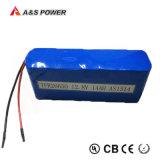26650 batteria ricaricabile di 7s3p 25.6V 9000mAh LiFePO4