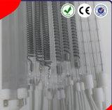 Lámpara de calefacción de la fibra del carbón para el calentador de sitio y el horno microondas