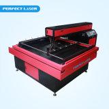 Máquina que corta con tintas del laser del laser de madera perfecta de eficacia alta