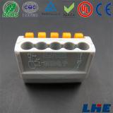 разъемы Wago низкого напряжения тока тангажа 1.25mm соответствующие