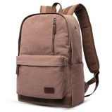 Оптовая продажа фабрики мешка компьтер-книжки Schoolbag студента холстины нового рюкзака 2017 мыжская женская европейская просто прочная