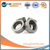 Sapatos luminosos de anéis de carboneto de tungstênio com orifícios