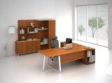 Klassischer Büro-Möbel Derictor Tisch-Executivschreibtisch mit seitlichem Tisch