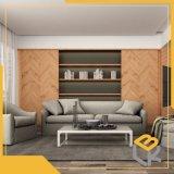 El grano de la Junta de partículas de madera decorativa, MDF, HPL de muebles de Changzhou, China