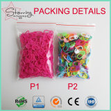 도매 다채로운 22mm 아BS 거는 꼬리표를 위한 플라스틱 뜨개질을 하는 안전핀