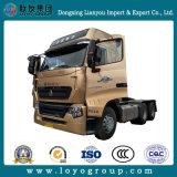 China Sinotruk HOWO T7h 6X4 540CV Tractor Truck