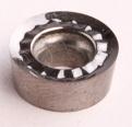 Runde Einlage für das Aluminiumaufbereiten