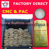 Medizinische NatriumCarboxymethl Zellulose des Chemikalien Pharma Grad-CMC