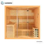 Sunrans 3 Leute-bewegliche Dampf-Sauna-Maschine für Verkauf