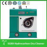 세탁물 사용, 자동적인 세탁소 탄화수소 드라이 클리닝을%s 8kg 세탁소 세탁기