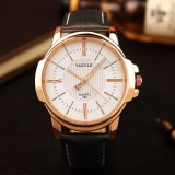 H358熱い販売の贅沢なファッション・デザイナーの人の腕時計のステンレス鋼の水晶腕時計