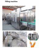 Производственная линия питьевой воды бутылки любимчика малого масштаба вполне Semi автоматическая для 500ml 1500ml