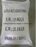 Peso molecular de sodio grado Industrial Pyrosulfite: 190.10
