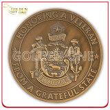 Kundenspezifischer antiker Überzug wir Fbi-Büro-Andenken-Münze
