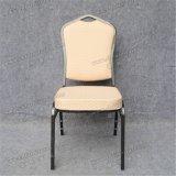 点の安定した宴会の椅子(YC-ZL16)が付いている白い布
