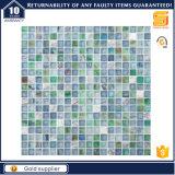 Mosaico di pietra naturale del marmo delle mattonelle di mosaico del marmo del mosaico