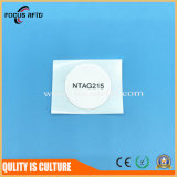 Van het lidmaatschap van het Beheer De Markering van de Sticker van het rfid- Document met MIFARE 1K