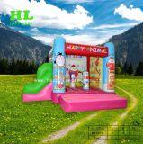 Het Springen van het Kasteel van Combo Bouncy van kooktoestellen Opblaasbaar Huis voor Jonge geitjes
