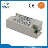 Excitador constante 24W da potência do diodo emissor de luz da tensão 24V 1A da fonte direta da fábrica com FCC RoHS do Ce