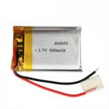 Быстрая поручая батарея Lipo перезаряжаемые 805080 3.7V 4000mAh Lipolymer