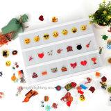 Красочные A4 Блок освещения с помощью специального декоративные символы