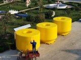 Módulo costa afuera de la flotabilidad de Rov de la encuesta sobre el petróleo