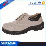 가벼운 강철 발가락 모자 여자 안전 신발, 남자 일 단화 Ufa098