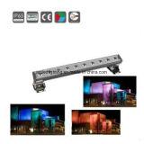 LED屋外ライト1000mm線形防水40W RGB LED壁の洗濯機