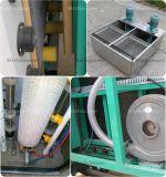 Вертикальная стеклянная машина запитка и чистки для изолируя стеклянной производственной линии