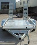 Двойной трейлер несущей автомобиля палубы с опытом несколько лет (SWT-CT146)