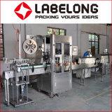 Automatischer Flaschen-Etikettierer/Hülseshrink-Etikettiermaschine/Schrumpfkennsatz-Maschinerie