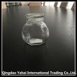 160ml Little Glass Food Storage Bottle con Glass Lid