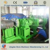 Máquina de mistura de borracha de dois rolos/moinho de mistura aberto
