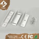 280kg L parentesi del metallo di figura per legno, elettro parentesi magnetica della serratura di portello