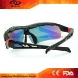 Gafas de sol polarizadas de los deportes al aire libre UV400 para las gafas de sol de las mujeres de los hombres