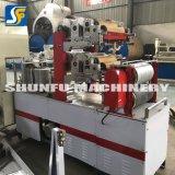 Plegado de papel servilleta de bajo precio de la máquina de fabricación de productos para la pequeña fábrica de papel