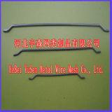 Resistência à tracção de alta qualidade ISO9001 a Extremidade do Gancho de fibras de aço para betão