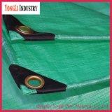 1.8Mx2m Green revestimento UV de Prata Portable Poli Tarp
