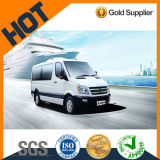 Sale를 위한 디젤 엔진 중국 Brand High Roof Kingo 9-19 Seats Mini 밴 Bus