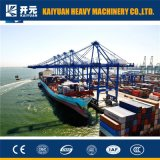 200 Ton/H 수용량을%s 가진 널리 이용되는 SGS 증명서 배 언로더