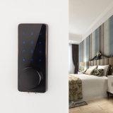 O Bluetooth do smartphone Touchscreen sem chave electrónica Hotel fechadura de porta inteligente