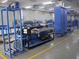 頑丈なウェビング自動スクリーンの印字機の工場