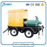 ディーゼル機関の高圧多段式採鉱ポンプ
