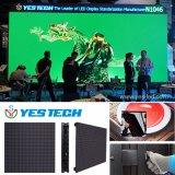 RGB P4, P5, P6, P8, P10 SMD im Freien/Innenwand LED-Bildschirmanzeige