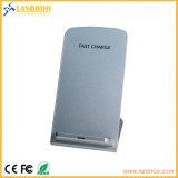 Ultrafino Smart Phone Qi compacto cargador estándar inalámbrico Venta caliente